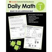 Chalkboard Publishing Canadian Daily Math Workbook [eBook]