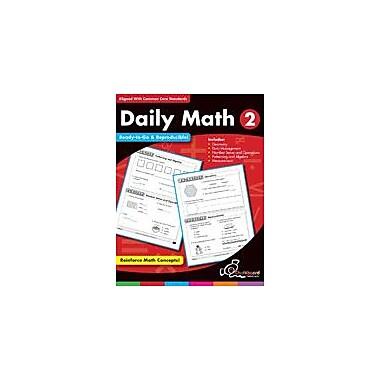 Chalkboard Publishing - Manuel Daily Math 2 (version américaine), 2e année [livre numérique]