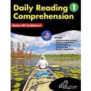 Chalkboard Publishing Daily Reading Comprehension 1 Workbook, Grade 1 [eBook]
