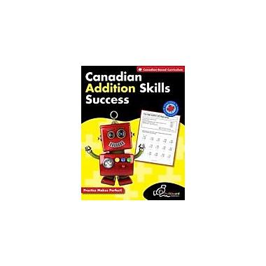Chalkboard Publishing - Manuel Canadian Addition Skills Success, 1re à 3e année [livre numérique]
