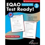 Chalkboard Publishing - Manuel EQAO Test Ready! Aptitudes de langues 3, 3e année [livre numérique]