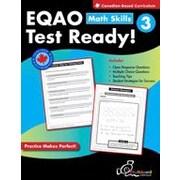 Chalkboard Publishing - Manuel EQAO Test Ready! Aptitudes en mathématiques 3, 3e année [livre numérique]