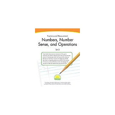 Creative IP Fractions And Measurement: Numbers, Number Sense, And Operations Set 2 Workbook By Thompson, Kim, Grade 2 [eBook]
