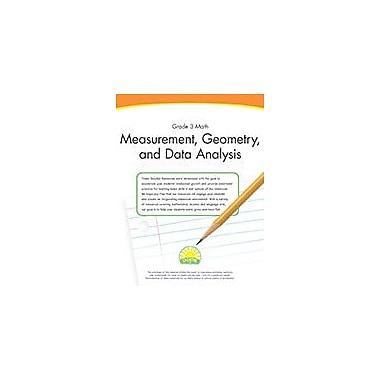 Creative IP Grade 3 Math: Measurement, Geometry, And Data Analysis Workbook By Thompson, Kim, Grade 3 [eBook]