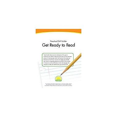 Creative IP Preschool Skill Builder: Get Ready To Read Workbook By Thompson, Kim, Preschool [eBook]