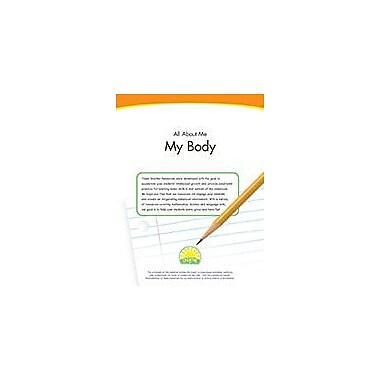 Creative IP All About Me: My Body Workbook By Thompson, Kim, Preschool - Kindergarten [eBook]