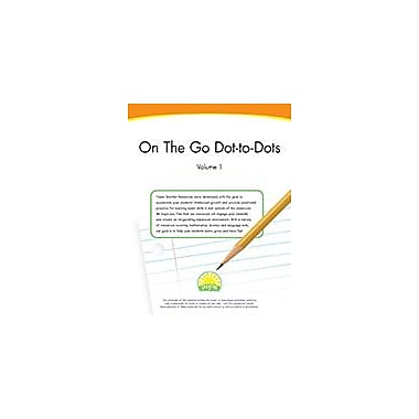 Creative IP On The Go Dot-To-Dots: Volume 1 Workbook By Thompson, Kim, Preschool - Grade 1 [eBook]