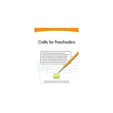 Creative IP Crafts For Preschoolers Workbook By Thompson, Kim, Preschool - Kindergarten [eBook]