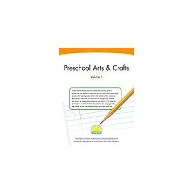 Creative IP Preschool Arts & Crafts [eBook]
