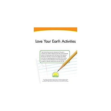 Creative IP Love Your Earth Activities Workbook By Thompson, Kim, Kindergarten - Grade 3 [eBook]
