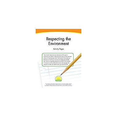 Creative IP Respecting The Environment: Activity Pages Workbook By Thompson, Kim, Kindergarten - Grade 3 [eBook]