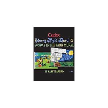 Carlex, Inc. French Murals: Van Gogh & Seurat Workbook By Barbro, Kathy, Grade 3 - Grade 12 [eBook]