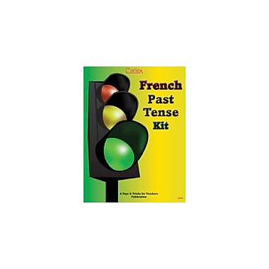Carlex, Inc. French Past Tense Kit Workbook By Hudson, Jennifer, Grade 6 - Grade 12 [eBook]
