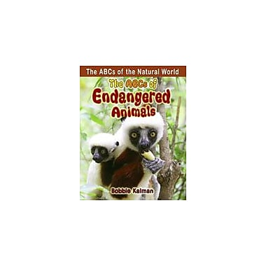 Crabtree Publishing Company The Abcs Of Endangered Animals Workbook By Kalman, Bobbie, Grade 1 - Grade 4 [eBook]