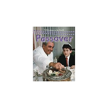 Crabtree Publishing Company Passover Workbook By Aloian, Molly, Kindergarten - Grade 3 [eBook]