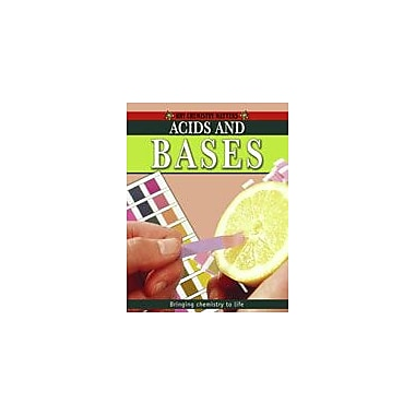 Crabtree Publishing Company Acids And Bases Workbook By Brent, Lynnette, Grade 3 - Grade 7 [eBook]