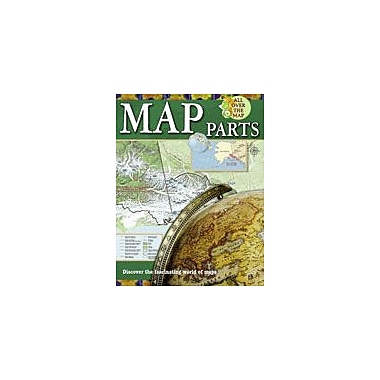 Crabtree Publishing Company Map Parts Workbook By Torpie, Kate, Grade 1 - Grade 4 [eBook]