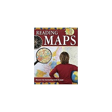 Crabtree Publishing Company Reading Maps Workbook By Sandvold, Rolf, Grade 1 - Grade 4 [eBook]