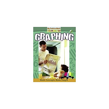 Crabtree Publishing Company Graphing Workbook By Dowdy, Penny, Kindergarten - Grade 3 [eBook]