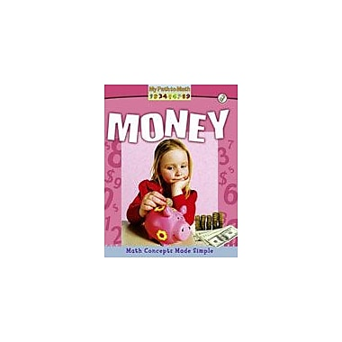 Crabtree Publishing Company Money Workbook By Dowdy, Penny, Kindergarten - Grade 3 [eBook]