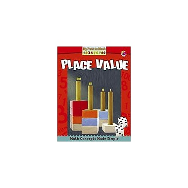 Crabtree Publishing Company Place Value Workbook By Dowdy, Penny, Kindergarten - Grade 3 [eBook]