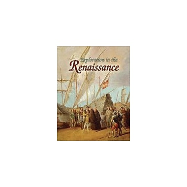 Crabtree Publishing Company Exploration In The Renaissance Workbook By Elliott, Lynne, Grade 5 - Grade 8 [eBook]