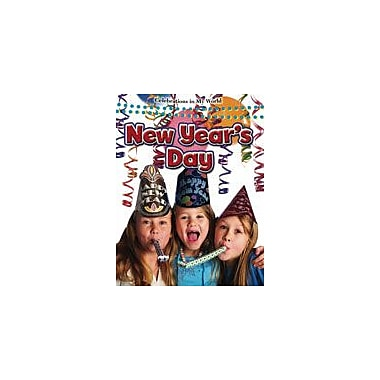 Crabtree Publishing Company New Year's Day Workbook By Peppas, Lynn, Kindergarten - Grade 3 [eBook]