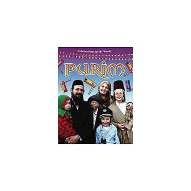 Crabtree Publishing Company Purim Workbook By Peppas, Lynn, Kindergarten - Grade 3 [eBook]
