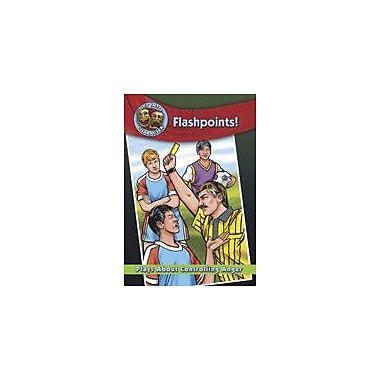 Crabtree Publishing Company Flashpoints!: Plays About Controlling Anger Workbook, Grade 3 - Grade 6 [eBook]