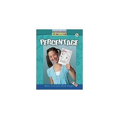 Crabtree Publishing Company Percentage Workbook By Artis, Farrell, Kindergarten - Grade 3 [eBook]