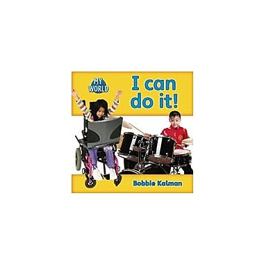 Crabtree Publishing Company I Can Do It! Workbook By Kalman, Bobbie, Kindergarten - Grade 2 [eBook]