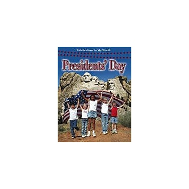 Crabtree Publishing Company Presidents' Day Workbook By Peppas, Lynn, Kindergarten - Grade 3 [eBook]