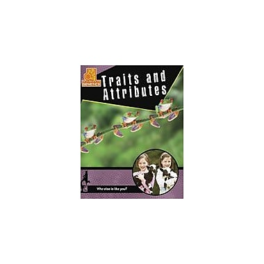 Crabtree Publishing Company Traits And Attributes Workbook By Hyde, Natalie, Grade 5 - Grade 8 [eBook]