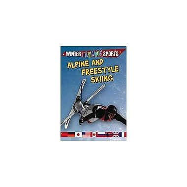 Crabtree Publishing Company Alpine And Freestyle Skiing Workbook By Burns, Kylie, Grade 3 - Grade 6 [eBook]