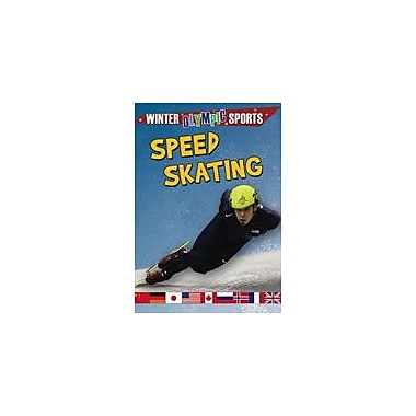 Crabtree Publishing Company Speed Skating Workbook By Gustaitis, Joseph, Grade 3 - Grade 6 [eBook]