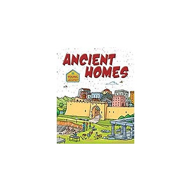 Crabtree Publishing Company Ancient Homes Workbook By Saranne Taylor, Moreno Chiacchiera, Grade 3 - Grade 6 [eBook]