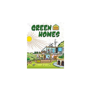 Crabtree Publishing Company Green Homes Workbook By Saranne Taylor, Moreno Chiacchiera, Grade 3 - Grade 6 [eBook]