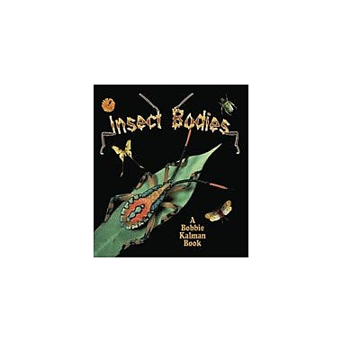 Crabtree Publishing Company Insect Bodies Workbook By Aloian, Molly, Kindergarten - Grade 3 [eBook]