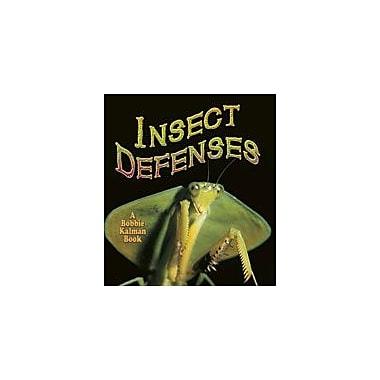 Crabtree Publishing Company Insect Defenses Workbook By Kalman, Bobbie, Kindergarten - Grade 3 [eBook]