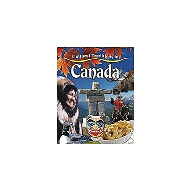 Crabtree Publishing Company Cultural Traditions In Canada Workbook By Molly Aloian, Kindergarten - Grade 3 [eBook]