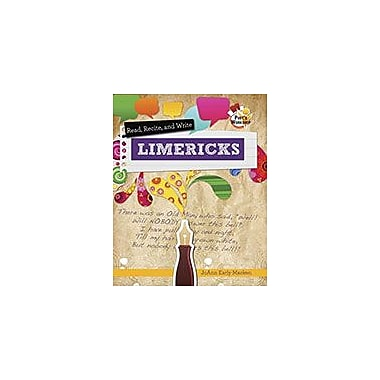 Crabtree Publishing Company Read, Recite, And Write Limericks Workbook By Joann Early Macken, Grade 3 - Grade 6 [eBook]