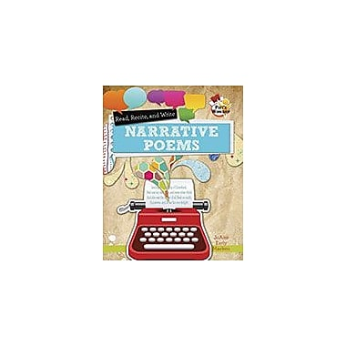 Crabtree Publishing Company Read, Recite, And Write Narrative Poems Workbook, Grade 3 - Grade 6 [eBook]
