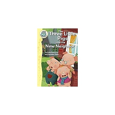Crabtree Publishing Company The Three Little Pigs And The New Neighbor Workbook, Kindergarten - Grade 3 [eBook]
