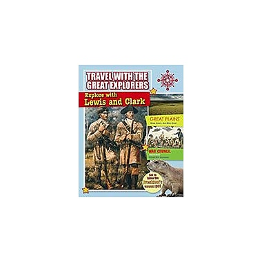 Crabtree Publishing Company Explore With Lewis And Clark Workbook By Rachel Stuckey, Grade 3 - Grade 6 [eBook]