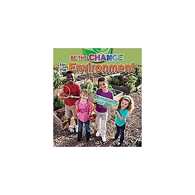 Crabtree Publishing Company Be The Change For The Environment Workbook By Kopp, Megan, Kindergarten - Grade 3 [eBook]