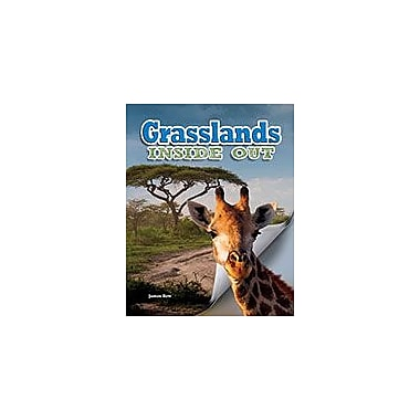 Crabtree Publishing Company Grasslands Inside Out Workbook By James Bow, Grade 3 - Grade 6 [eBook]