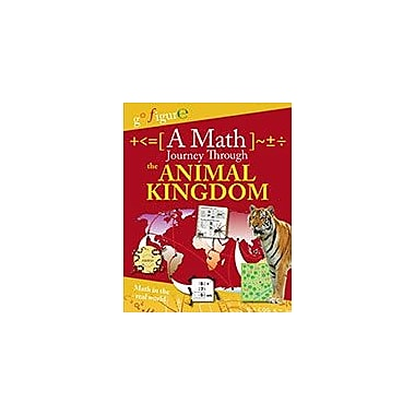 Crabtree Publishing Company A Math Journey Through The Animal Kingdom Workbook By Anne Rooney, Grade 3 - Grade 6 [eBook]