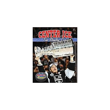 Crabtree Publishing Company Center Ice: The Stanley Cup Workbook By Jaime Winters, Grade 3 - Grade 6 [eBook]