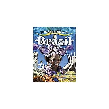 Crabtree Publishing Company Cultural Traditions In Brazil Workbook By Molly Aloian, Kindergarten - Grade 3 [eBook]