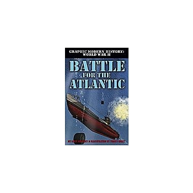 Crabtree Publishing Company Battle For The Atlantic Workbook By Gary Jeffrey, Grade 5 - Grade 8 [eBook]
